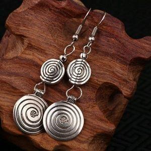 2 for $25 Swirl Style Earring